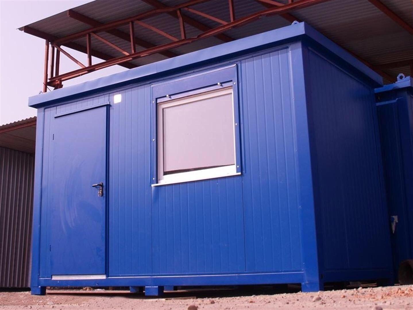 b rocontainer 4 00m x 2 00m mit jalousie containerhandel 24. Black Bedroom Furniture Sets. Home Design Ideas