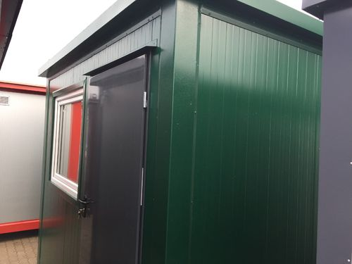 Bürocontainer 3,00m x 2,40m